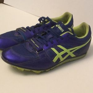 Asics jumping spikes